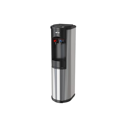 Oasis® Artesian Stainless Water Dispenser; Hot N Cold Point Of Use/Plumbed In
