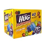 Little Hug Fruit Barrels Variety Pack, 8 oz, 40 Count