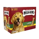 Milk-Bone Large Dog Biscuits, 14 lb