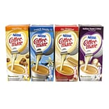 Coffee-Mate Singles Variety Pack, 50 Count, 4 Pack