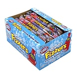 Dubble Bubble Fizzers Gumball, 7 Count, 24 Pack