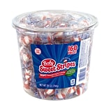 Bobs Sweet Stripes Soft Peppermint Candy Tub, 160 Count