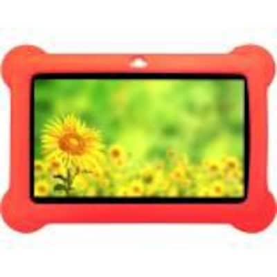 "Worryfree Gadgets® Zeepad 7"" Kids Tablet; 4GB, Android 4.4 KitKat, Red"