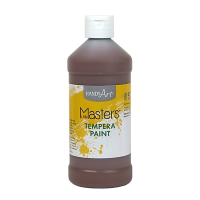 Little Masters® Tempera Paint, 16 oz., Brown