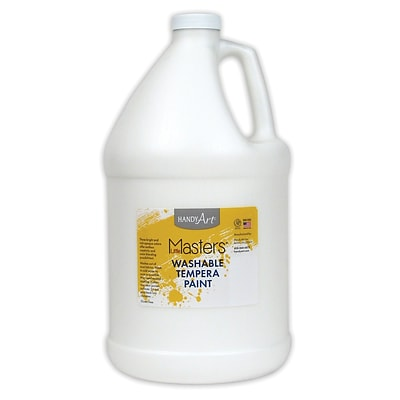 Little Masters® Washable Paint, 1 Gallon, White