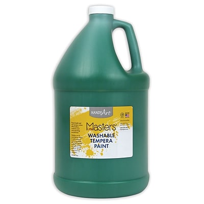 Little Masters® Washable 1 Gallon Paint, Green