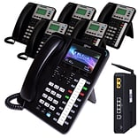 XBlue® X254135 Six-Phone System Bundle