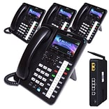 XBlue® X2544 Four-Phone System Bundle