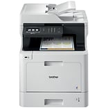 Brother MFC-L8610CDW Business Color Laser All-in-One Printer with Duplex Printing and Wireless Netwo