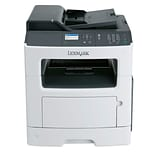 Lexmark MX317dn Mono Laser All-in-One Printer, Black