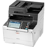 Oki MC500 MC573dn Multifunction Color Laser LED Printer