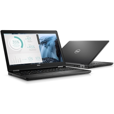 Dell™ Latitude 66TXP 15 5000 5580 15.6 LCD Notebook, Intel Core i5-7300U Dual-core 2.60 GHz, 8GB DDR4 SDRAM, 256GB SSD