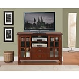 Darby Home Co Leventhorpe TV Stand; Brown