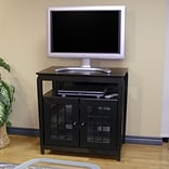 Darby Home Co Fisher TV Stand; Black