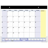 "2018 AT-A-GLANCE® Monthly Desk Pad Calendar, QuickNotes, January 2018 - January 2019, 22"" x 17"" (SK7"