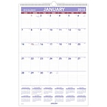 2018 AT-A-GLANCE® Monthly Wall Calendar, Erasable, January 2018-December 2018, 15-1/2x22-3/4 (PMLM