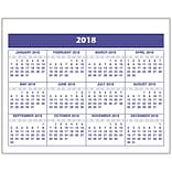 2018 AT-A-GLANCE® Weekly Refill, Flip-A-Week, 5-5/8x7 (SW705X-50-18)