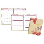 2018 AT-A-GLANCE® Watercolors Recycled Weekly/Monthly Planner, 8 1/2x11 (791-905G-18)