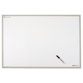 2018 AT-A-GLANCE® WallMates® Dry-Erase Writing Surface, Self-Adhesive, 36 x 24, Dry-Erase Marker I