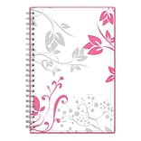 2018 Breast Cancer Awareness 5 x 8 CYO (Create Your Own) Cover Weekly/Monthly Planner, Alexandra (