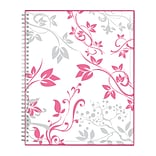2018 Breast Cancer Awareness 8.5 x 11 CYO (Create Your Own) Cover Weekly/Monthly Planner, Alexandr