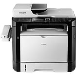 Ricoh SP 325SFNw Laser Multifunction Printer, Monochrome, Plain Paper Print, Desktop