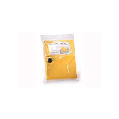 9 x 12 Reclosable Poly Bags with a hang hole, 2 mil, Clear, 1000/Carton (4145A)