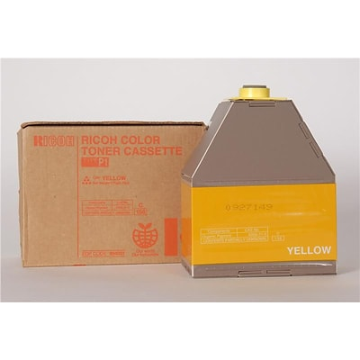 Discover Compatible Ricoh Yellow Toner 884901