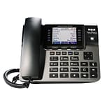 RCA 4-Line Business Phone System Accessory Desk Station
