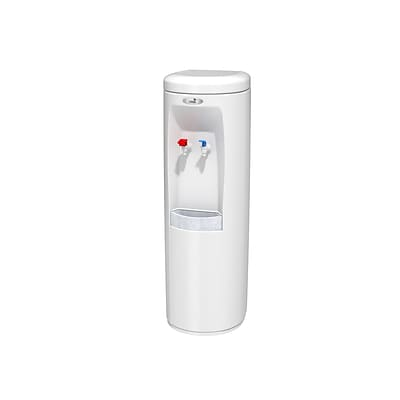 Oasis® Atlantis Hot N Cold Point Of Use/Plumbed In Commercial Water Dispenser 504008C ; White