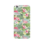 OTM® Prints Phone Case;  Flamingo Flowers - Iphone 6/6S/7/7S