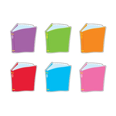 Trend® Mini Accents® Variety Packs, Bright Books