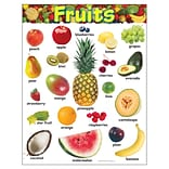 Trend® Fruits Learning Charts