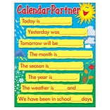 Trend Learning Charts; Calendar Partner