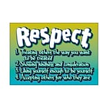Trend Educational Classroom Poster; Respect…