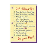 Trend Classroom Poster; Test-taking tips…