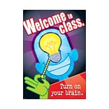 Welcome to class. ARGUS® Poster