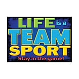 Trend ARGUS Poster; Life is a team sport…
