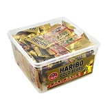 Haribo® Gold Gummi Bears; 0.5 oz. Mini Bags, 54 Mini Bags/Tub