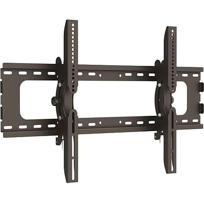 StarTech Flat-Screen TV Tilting Wall Mount, For 32in to 70in LCD, LED or Plasma TV (FLATPNLWALL)