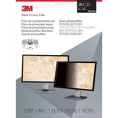 3M™ Privacy Filter for 20.1 Standard Monitor