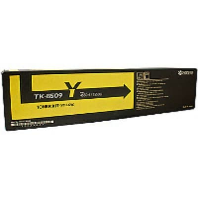 Kyocera TK-8507Y Yellow Toner Cartridge