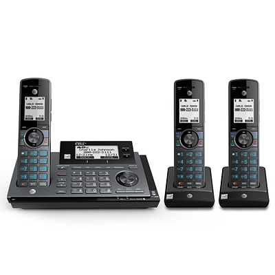 AT&T CLP99387 DECT 6.0 Expandable Cordless Phone