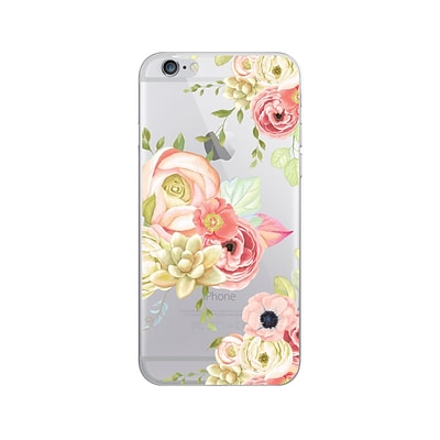OTM® Iphone 7/6/6S Plus Phone Case; Flower Garden Pink