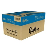 Quill Brand® 11 x 17 Copy Paper, 20 lbs., 92 Brightness, 500 Sheets/Ream, 5 Reams/Carton (7201117C