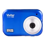 ViviCam 46 4.1 MP Digital Camera, Purple