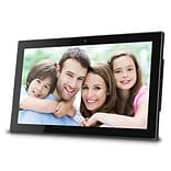 Sungale 14 Smart Wi-Fi Cloud Digital Photo Frame with Built-in Camera (CPF1518)
