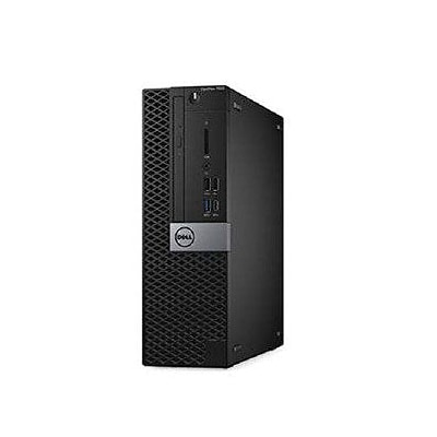 Dell™ OptiPlex PT0NV 7050 SFF Intel Core i5-7500 128GB SDD 8GB RAM WIN 10 Pro Desktop PC