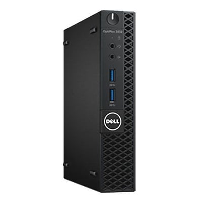 Dell™ OptiPlex XXYMX 7050 MFF Intel Core i5-7500T 128GB SSD 8GB RAM WIN 10 Pro Desktop PC