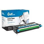 Quill Brand Remanufactured Cyan Standard Yield Toner Cartridge Replacement for Dell PF029 (310-8397)